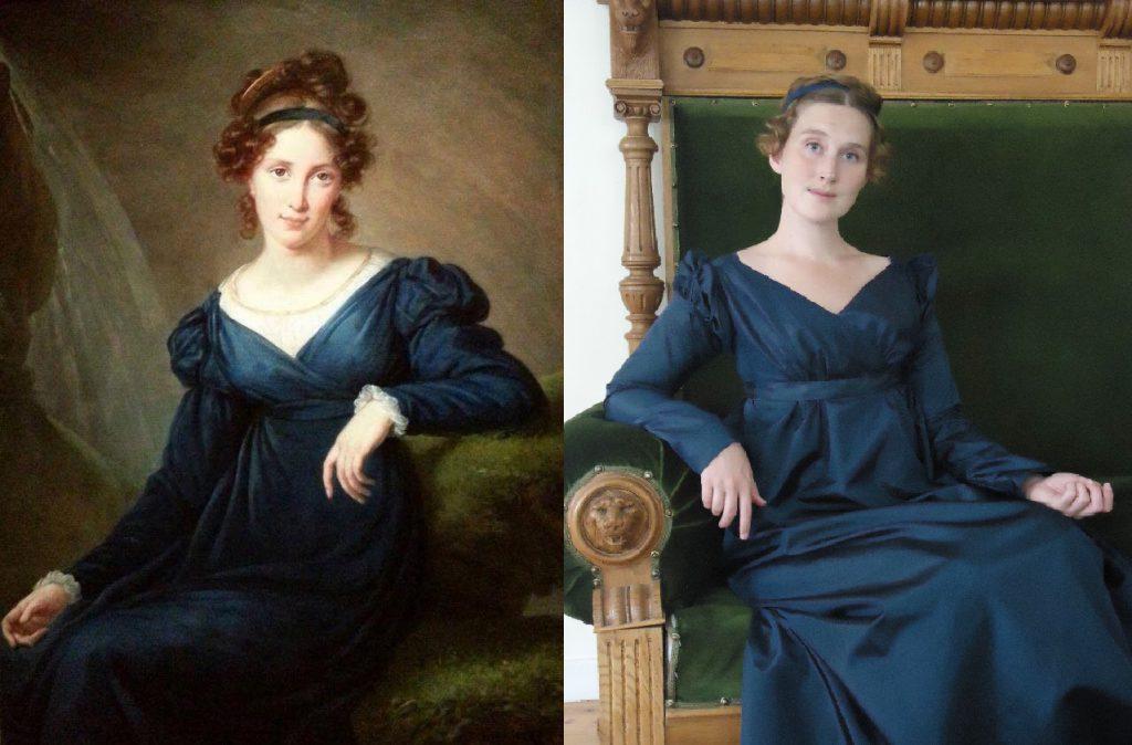 Empirporträtt - porträtt och SA