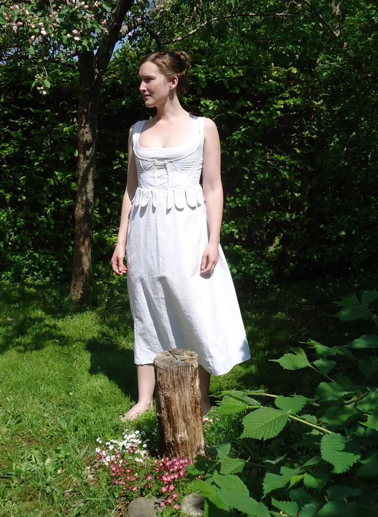 chemise-corset
