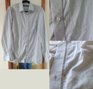 Commissions Adamsky   Vita skjortor, Skjorta, Väst
