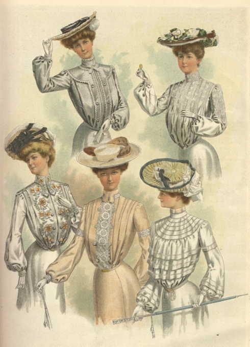 Maj 1903 The Delineator